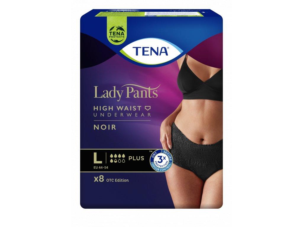 TENA Lady Pants Plus Noir L 8 ks