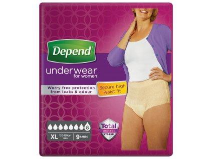 Depend XL Women 9 x 6 EU 2D HR RGB
