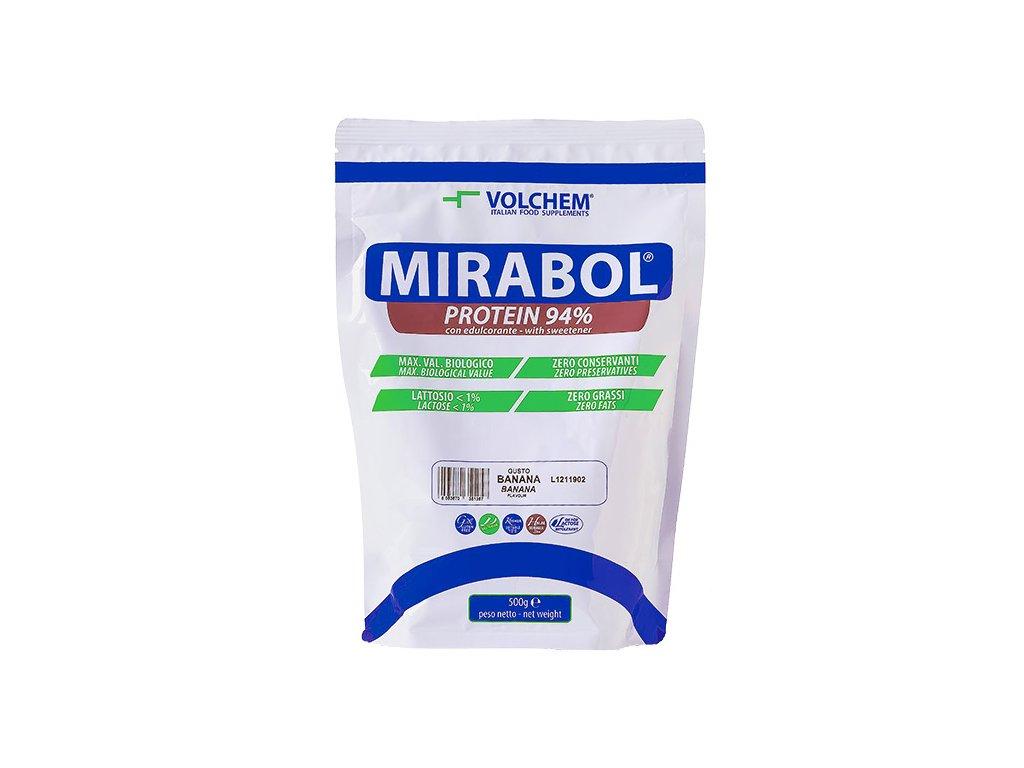 Mirabol Protein 94 banana 500g web