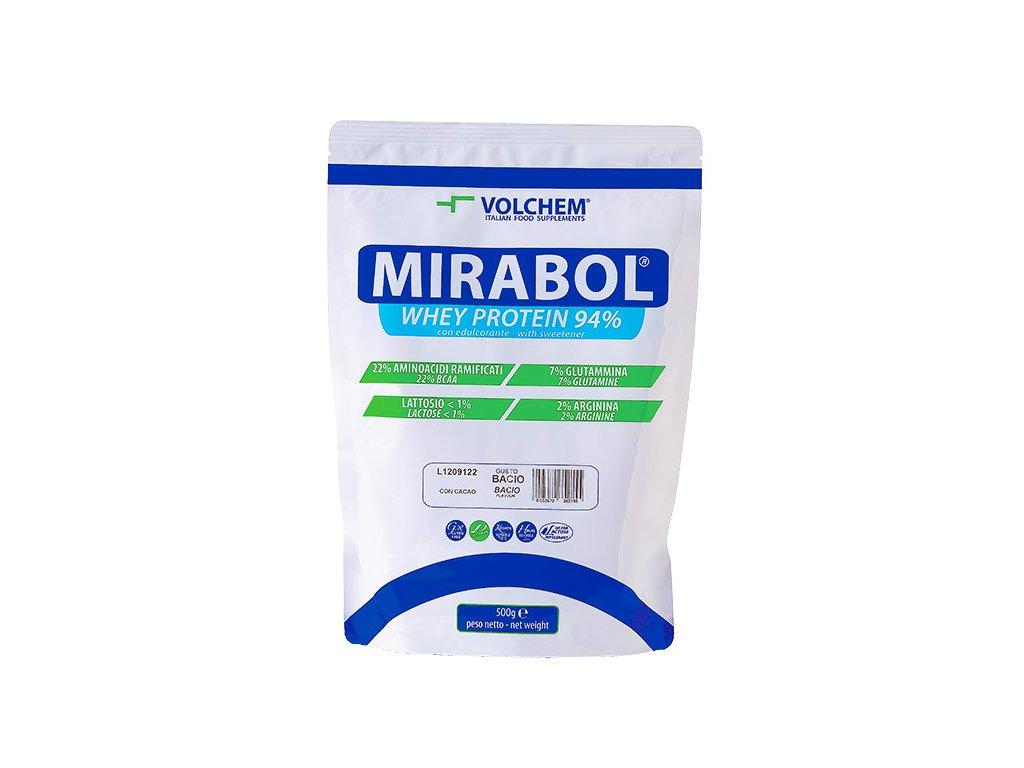 Volchem Mirabol Whey Protein 94 500 g (Příchuť Banán)