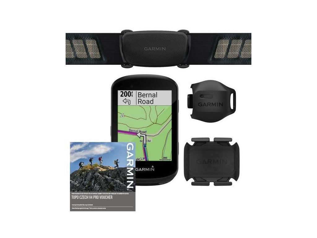 258 garmin edge 530 pro sensor bundle