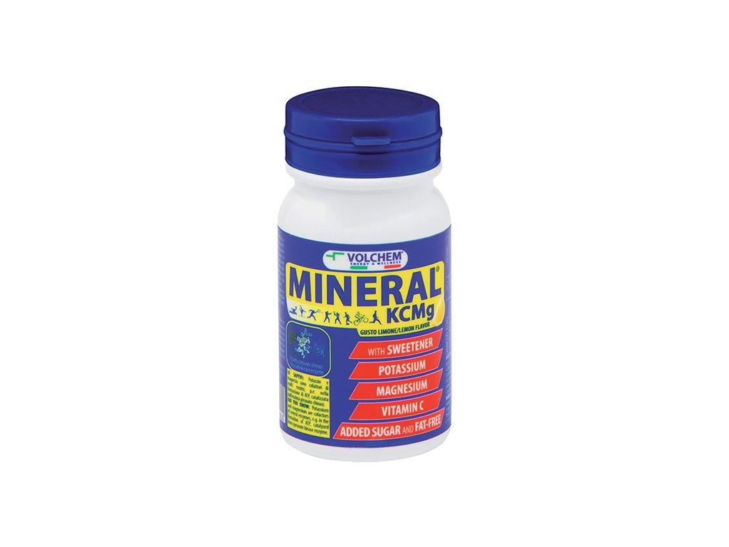 Mineral KCMg 24 cpr lemon