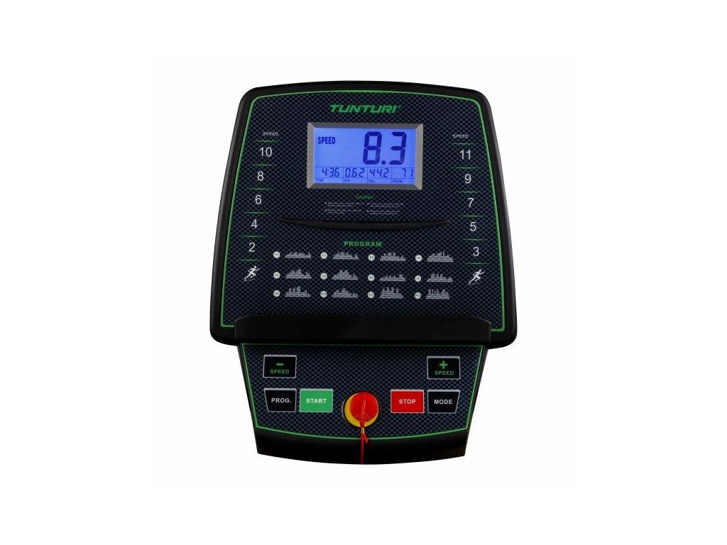 Běžecký pás TUNTURI Cardio Fit T30  + Servis u zákazníka + Podložka pod trenažer ZDARMA