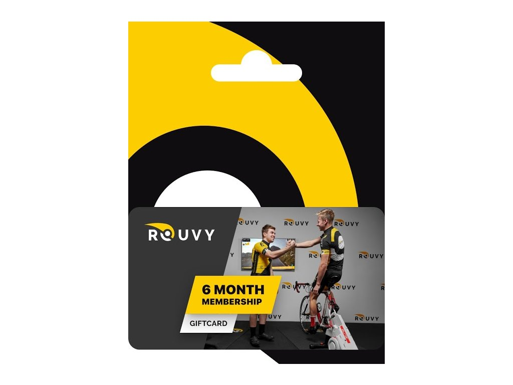 Rouvy6giftcard