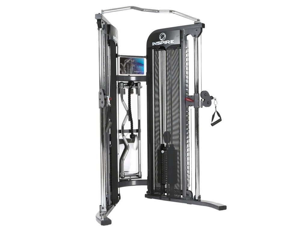 Posilovací věž FINNLO MAXIMUM FT1 Functional Trainer (w/o bench)