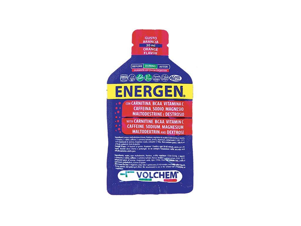 Volchem Energen Gel 30 ml (Příchuť Citron)