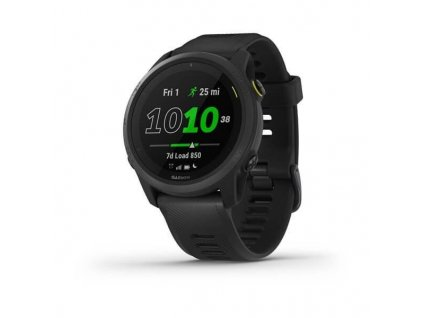150 garmin forerunner 745 music black