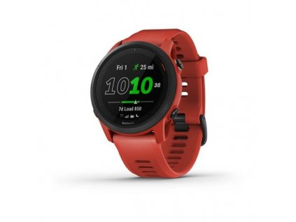 156 garmin forerunner 745 music red