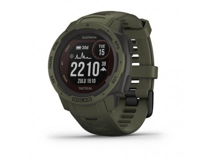 366 garmin instinct solar tactical green optic