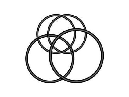 885 krouzky k drzaku zadniho svetla pro varia