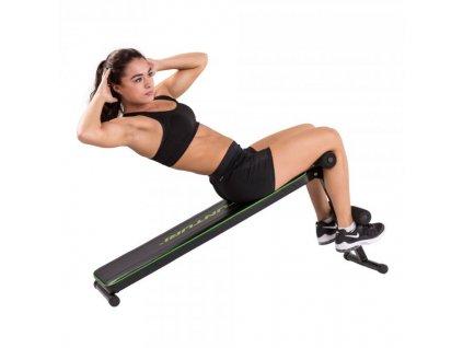 Posilovací lavice na břicho TUNTURI AB20