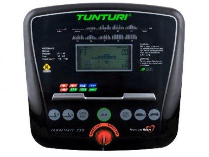 Běžecký pás TUNTURI T20 Competence  + Servis u zákazníka a prodloužená záruka + Podložka pod trenažer ZDARMA