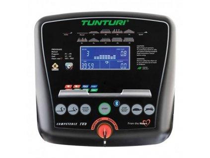 Běžecký pás TUNTURI T40 Competence  + Servis u zákazníka a prodloužená záruka + Podložka pod trenažer ZDARMA