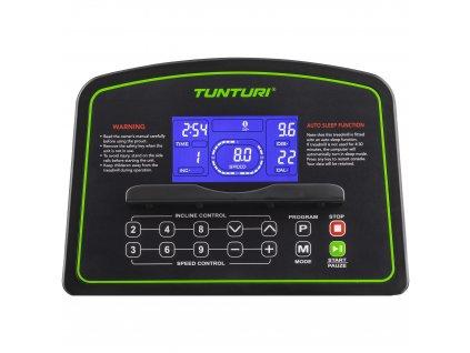 Běžecký pás TUNTURI Cardio Fit T40  + Servis u zákazníka a prodloužená záruka + Podložka pod trenažer ZDARMA