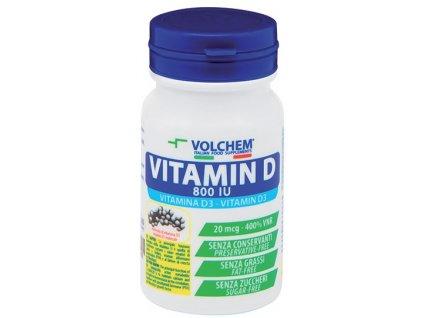 Vitamín D 800 IU