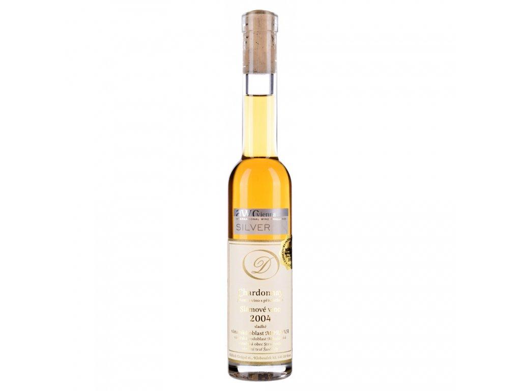 chardonnay 2004 slamove vino drapal 1