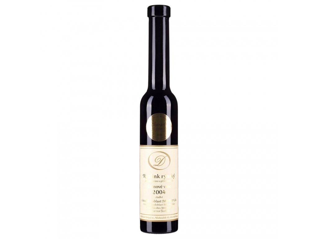 ryzlink rynsky 2004 slamove vino drapa 1