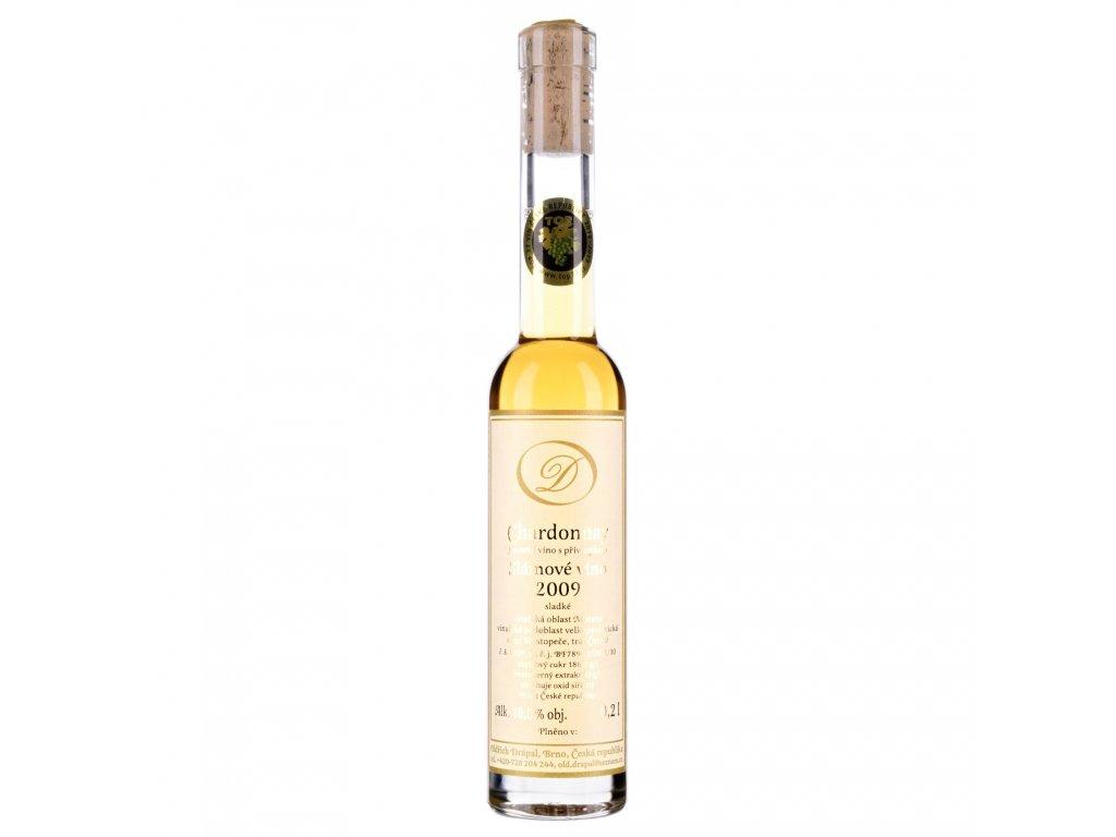 chardonnay 2009 slamove vino drapa 1