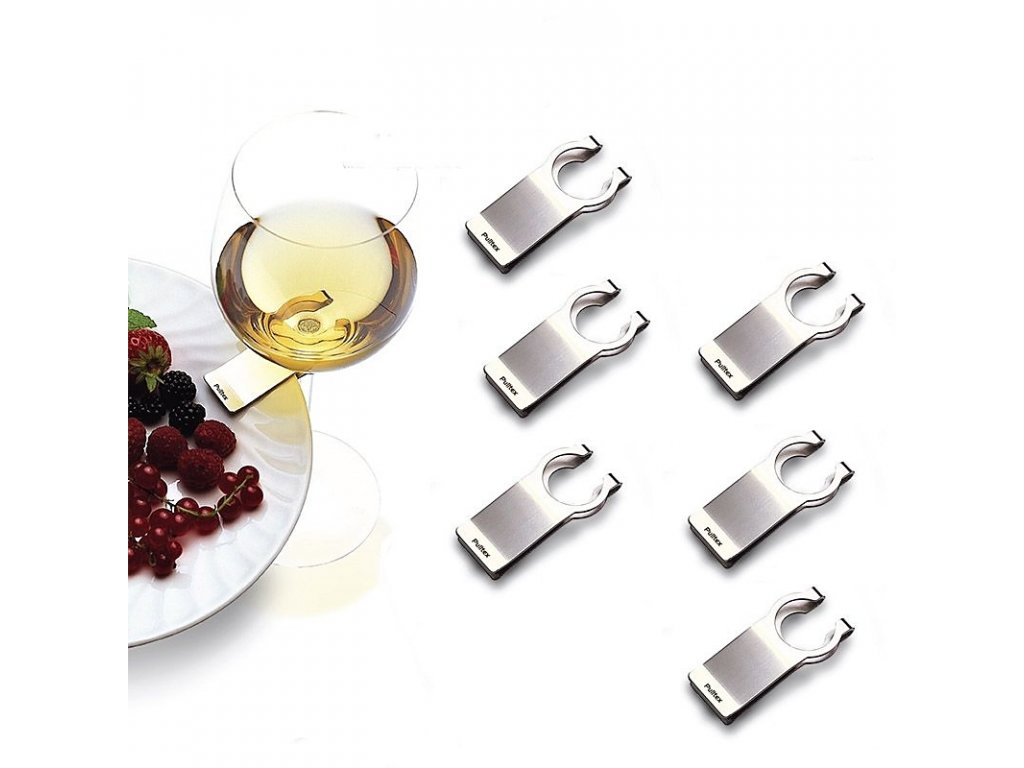 pulltex party clip wine