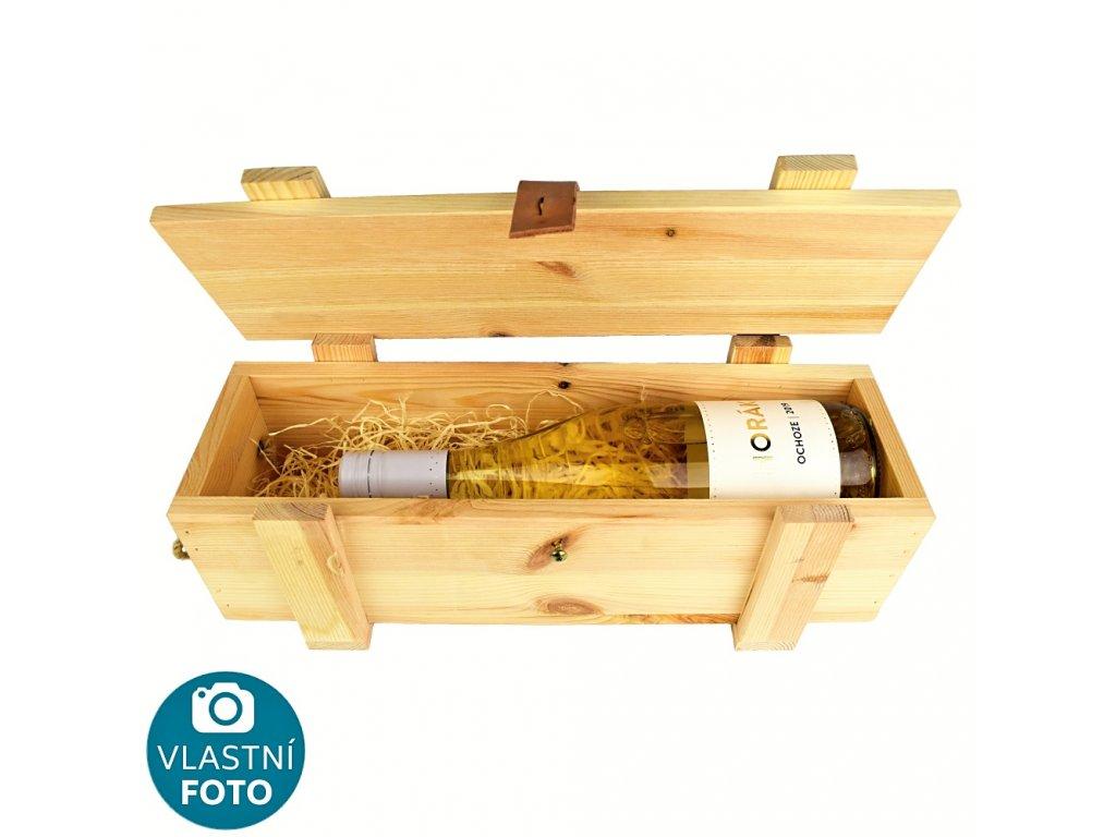 Dárkové balení vína Ochoze z vinařství Horák - 0,75 l