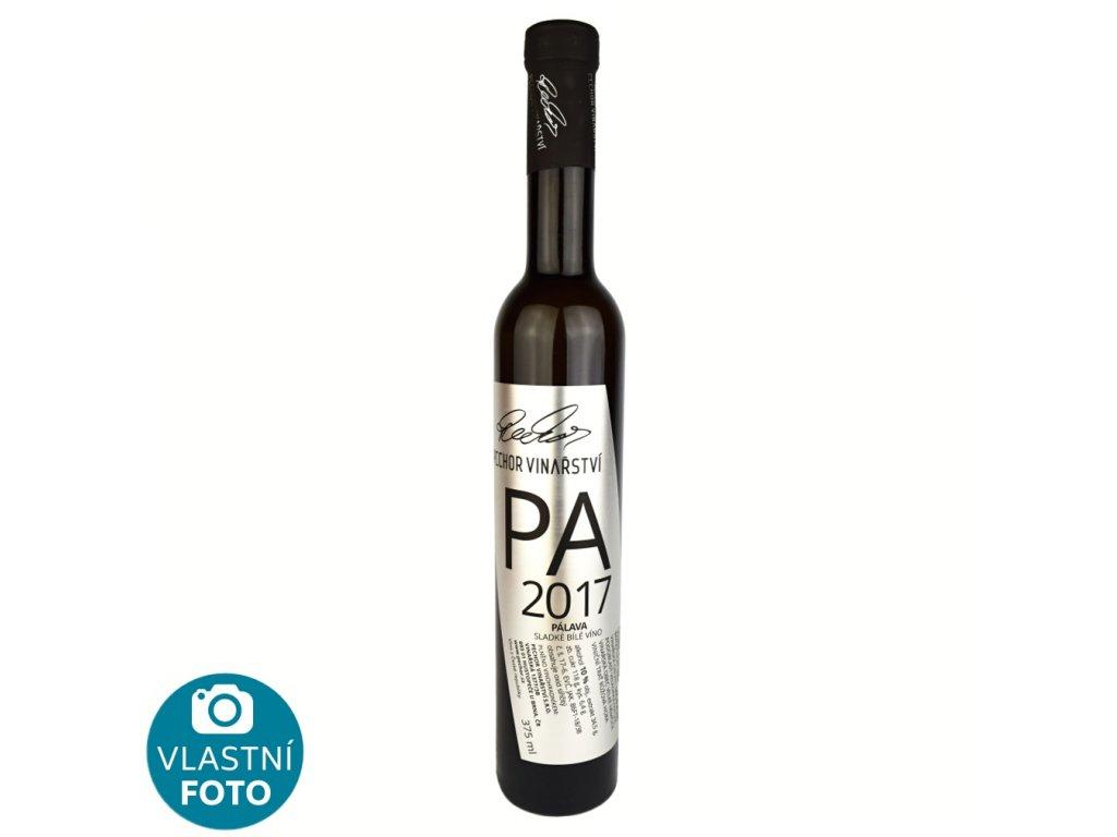 Pálava Výběr z cibéb botrytický sběr 2017 - 0,375 l - vinařství Pechor