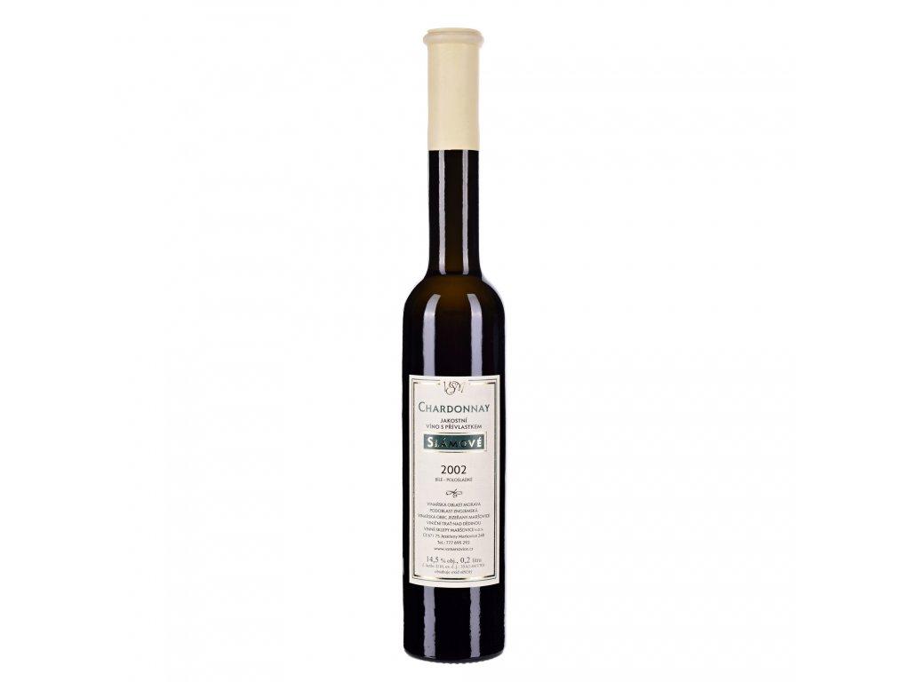 chardonnay archivni vinne sklepy marsovice