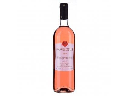 frankovka rose rovenius 1