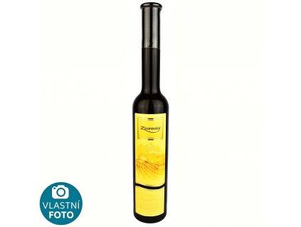 Frankovka slámové víno 2016 - 0,2 l - vinařství Zborovský