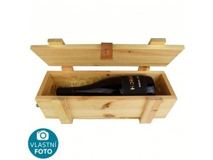 Dárkové balení vína Merlot z vinařství Horák - 0,75 l - vinařství Horák