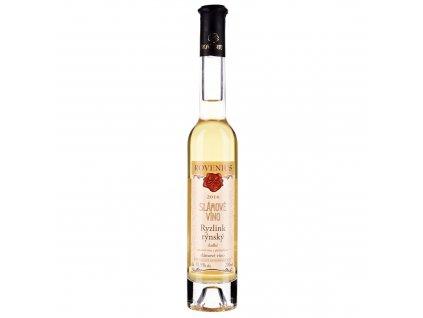 Ryzlink rýnský slámové víno 2016 - 0,2 l - vinařství Rovenius