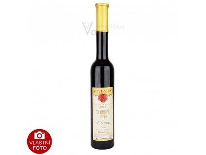 alibernet 2015 slamove vino rovenius