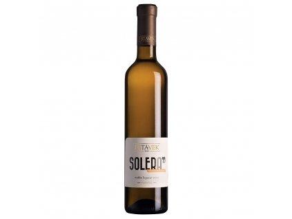 solera likerove vino stavek