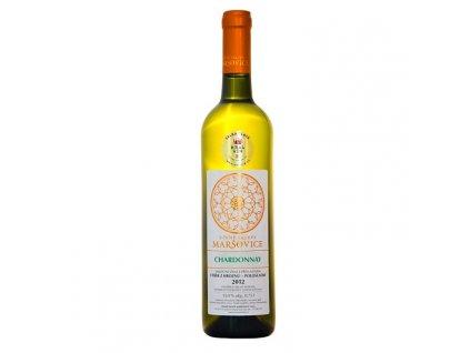 chardonnay vinne sklepy marsovice