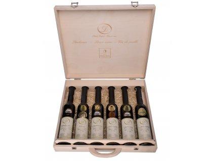 kufr se 6 lahvemi slamoveho vina 3