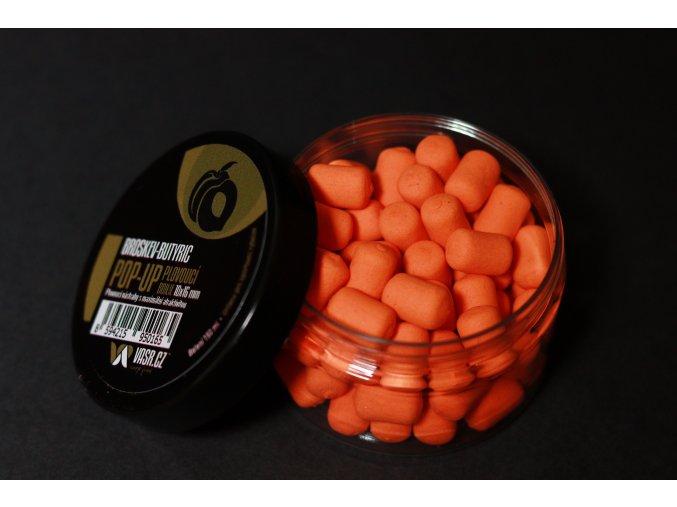 pop up oranž