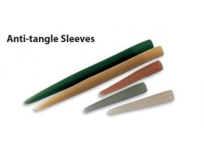 anti tangle sleeves 4cm 20pcs pack green