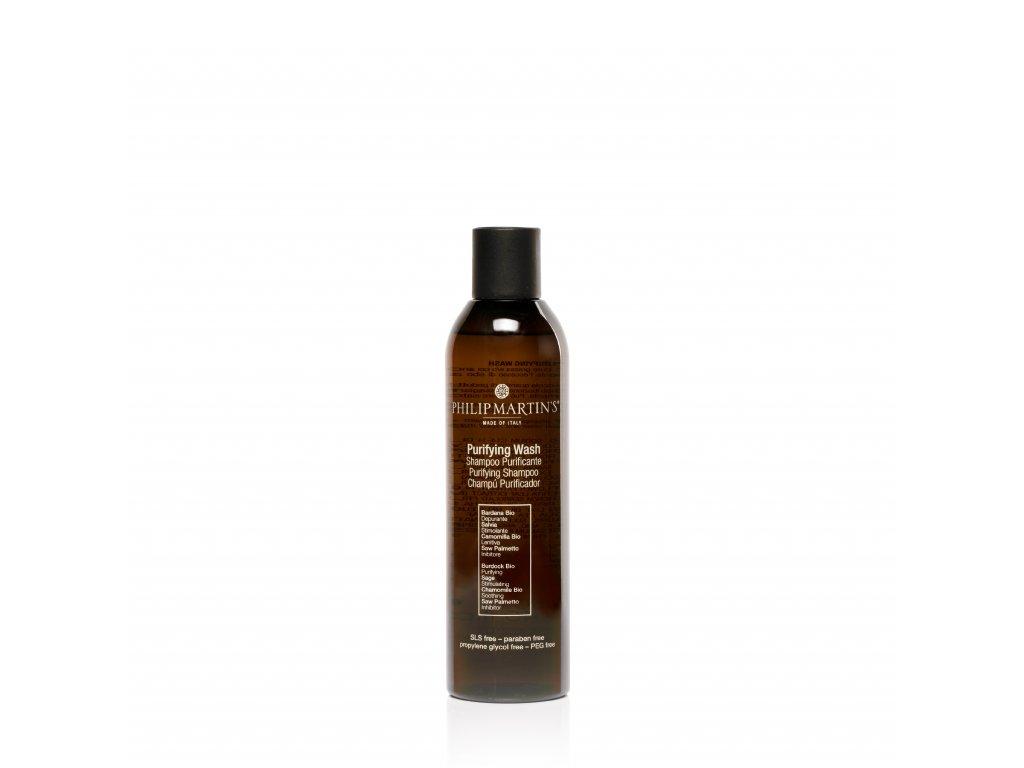 Purifying wash - Čistící šampon