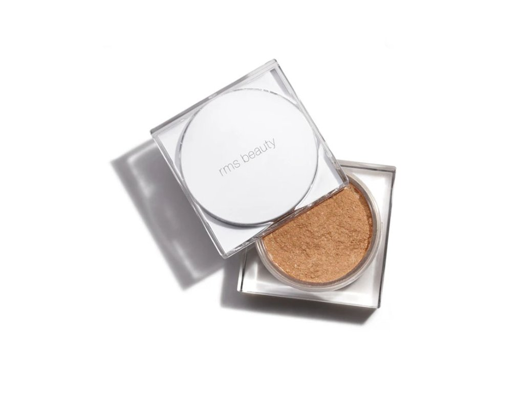 living glow face body powder
