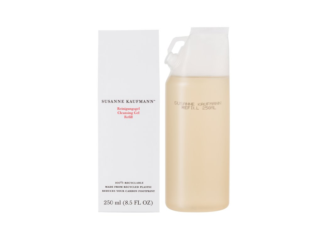 Refill Cleansing Gel with packaging 0