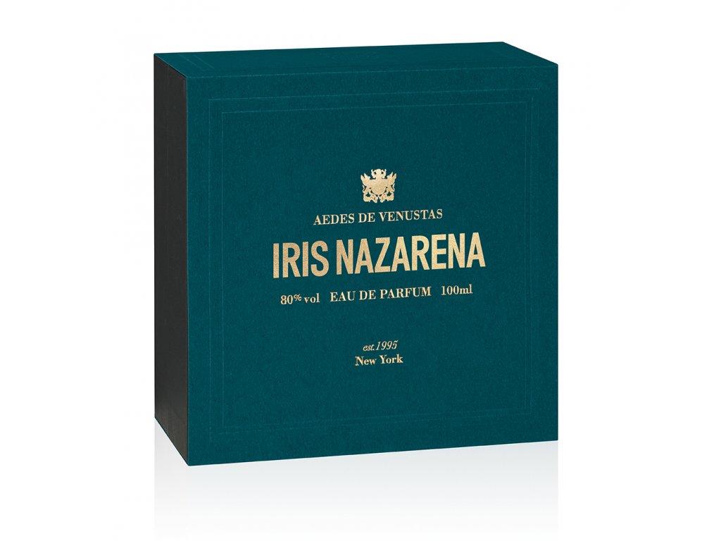 aedes de venustas iris nazarena parfemovana voda unisex napln 7