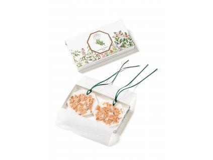 Carrière Frères Cedar botanical palets + box HD