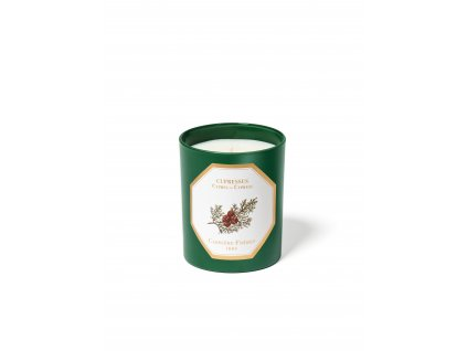 Carrière Frères Cypress candle HD