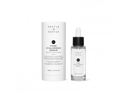 Pure Hyaluronic Serum30ml serum with Cylinder