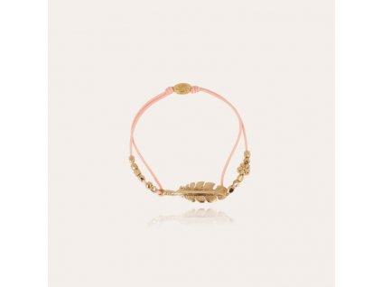 bracelet penna lien enfant or gas bijoux 2