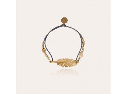 bracelet penna or gas bijoux 6 2