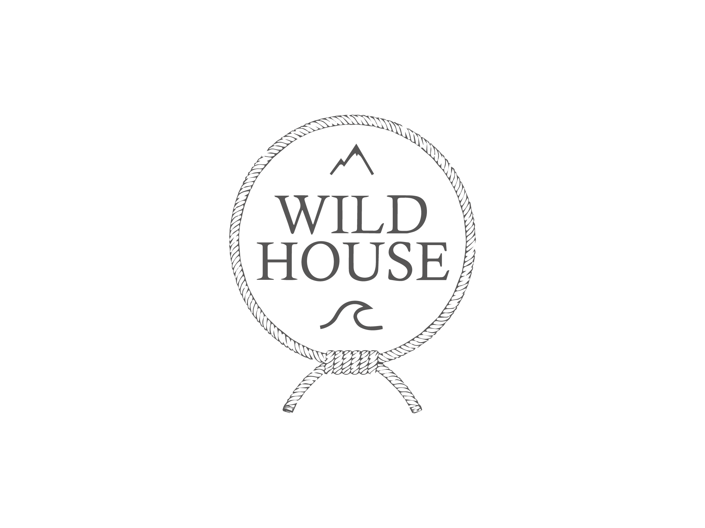 Wild house - zápisníky, sešity