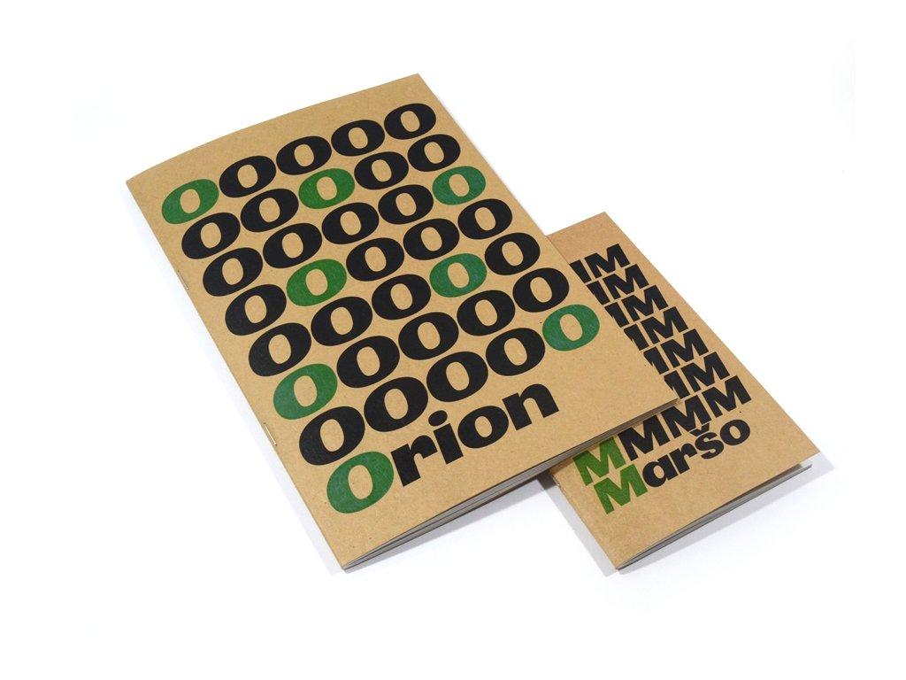 Orion - Sešit