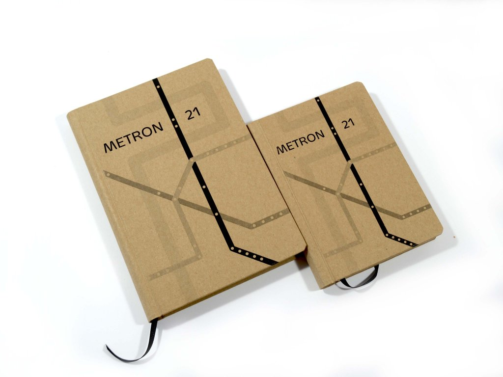 Metron - Diář 2021