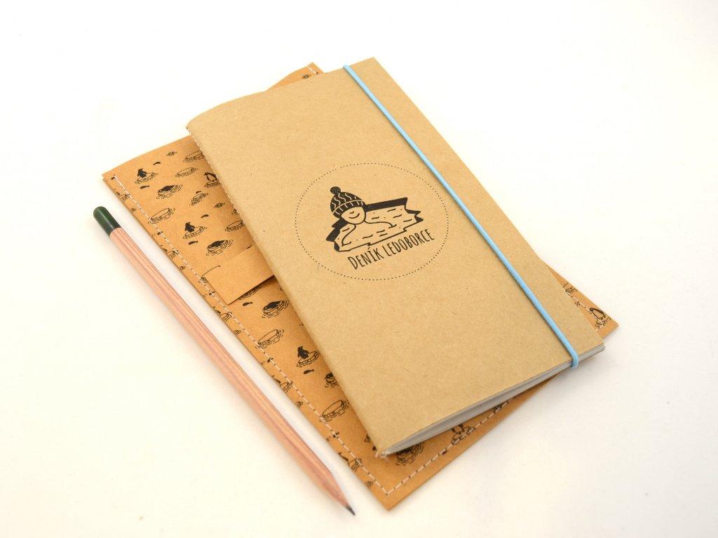 Deník ledoborce - set