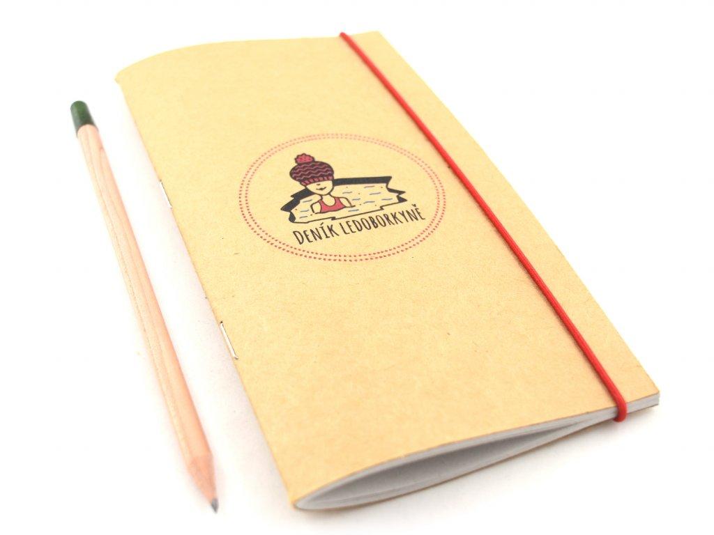 Deník ledoborkyně